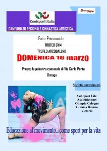 MANIFESTO GARa 16 marzo