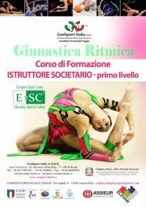 GR_Copertina - Corso Istruttore Societario-I Livello