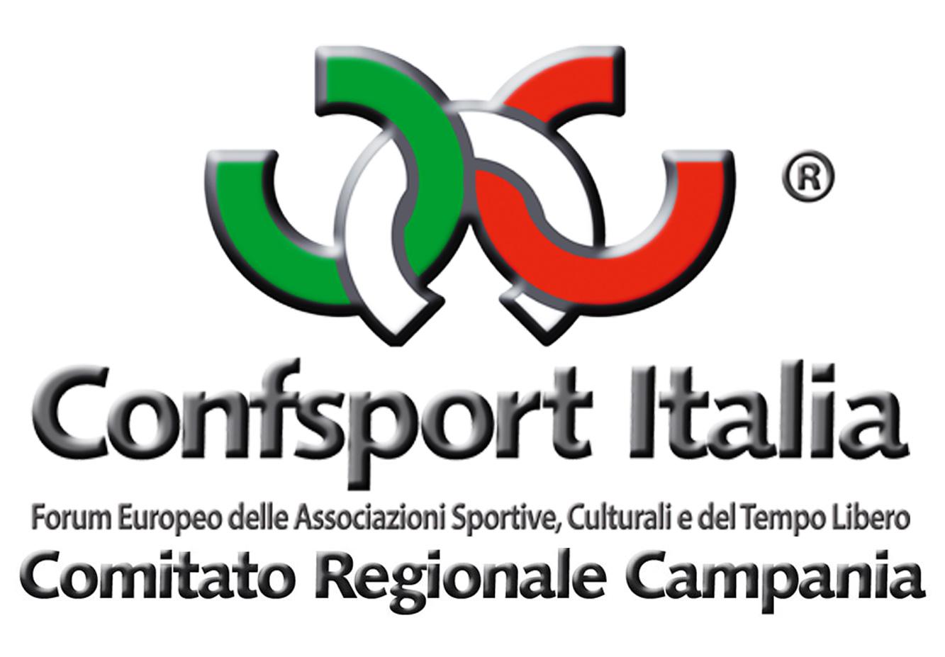 Calendario Regionale Campania Scuola.Regione Campania Confsport Italia