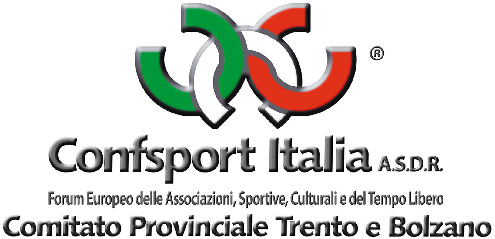 Regione trento e bolzano confsport italia for Trento e bolzano