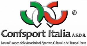 LOGO_Confsport Italia A.S.D.R. con dicitura
