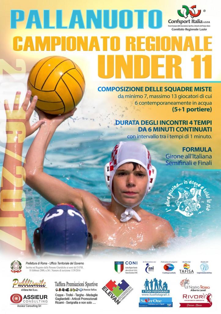 Campionato Regionale UNDER11