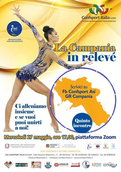 Regione Campania | Confsport Italia